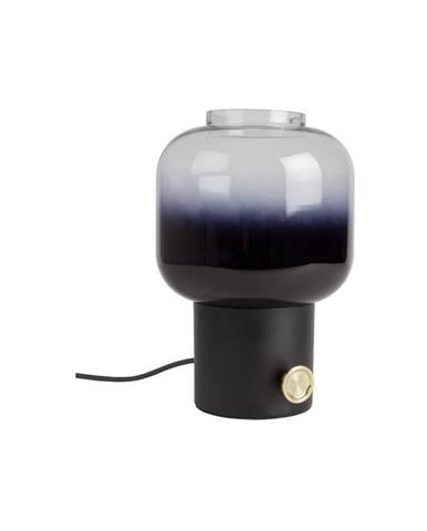 Čierna stolová lampa Zuiver Moody