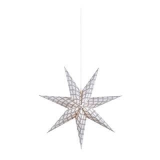 Svetelná dekorácia Markslöjd Grafik, ø 75 cm