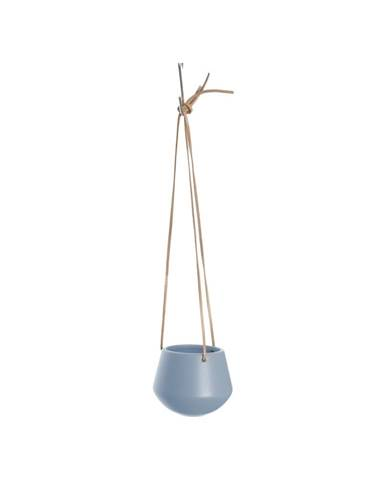Modrý závesný kvetináč PT LIVING Skittle, ø12,2cm