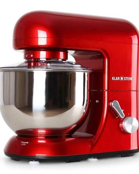 Klarstein Kuchynský robot Klarstein Bella Rossa červen
