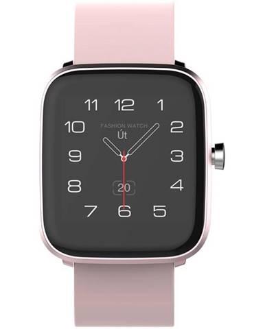 Inteligentné hodinky iGET FIT F20 ružové