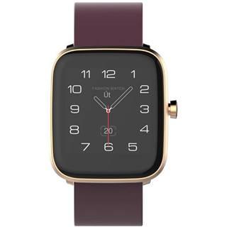 Inteligentné hodinky iGET FIT F20 zlaté
