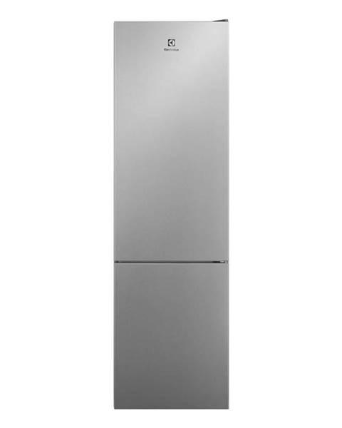 Electrolux Kombinácia chladničky s mrazničkou Electrolux Lnt5mf36u0 nerez
