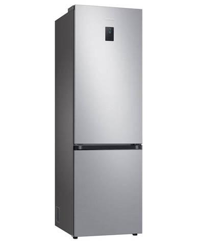 Kombinácia chladničky s mrazničkou Samsung Rb36t675csa/EF strieborn