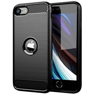 Kryt na mobil WG Carbon na Apple iPhone SE