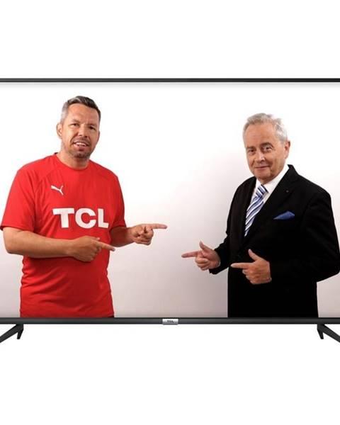 TCL Televízor TCL 43P610 čierna