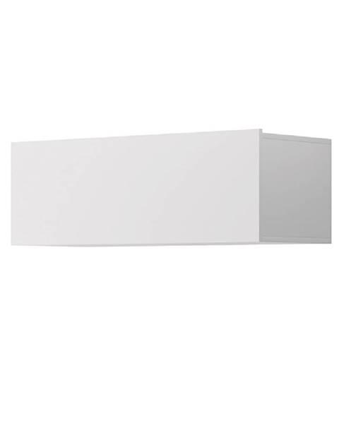 Tempo Kondela Závesná skrinka biela SPRING ED90