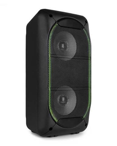 Fenton SBS60 párty reproduktor, Bluetooth, USB/SD/AUX, LED, diaľkový ovládač, čierny