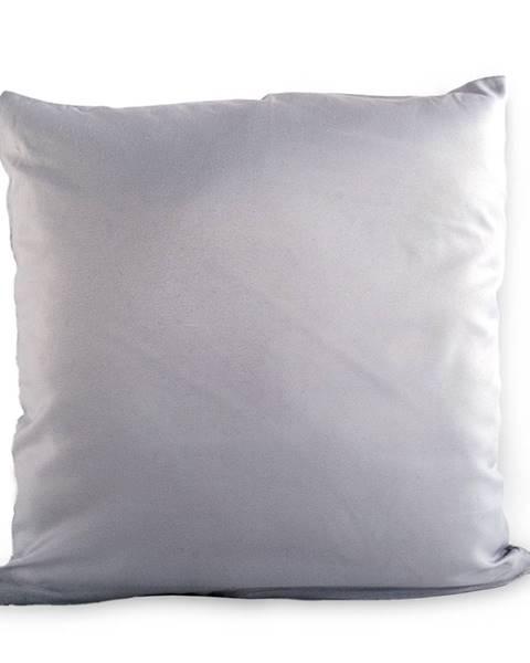 4Home 4Home Obliečka na vankúšik sivá, 50 x 50 cm