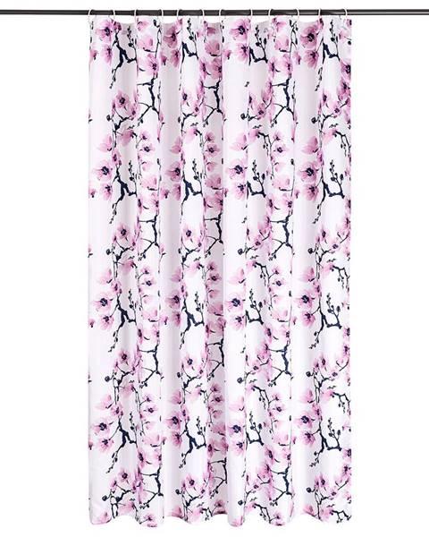4Home 4Home Sprchový záves Sakura, 178 x 183 cm