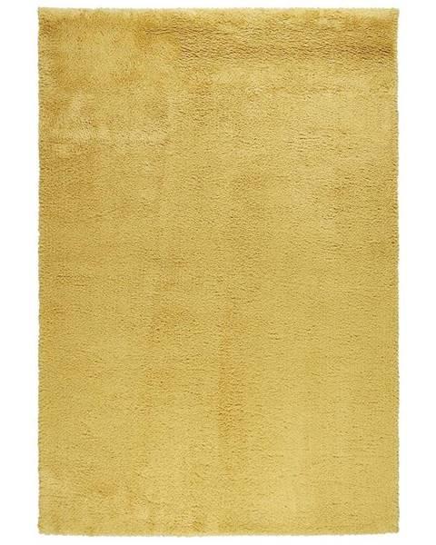 Möbelix Koberec Stefan 3, 160/230cm, Žltá