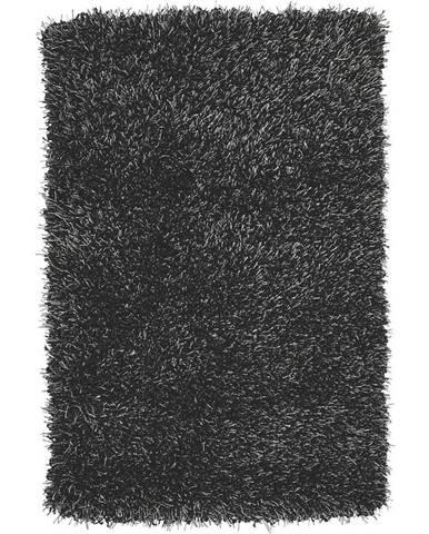 Koberec S Vysokým Vlasom Lambada 3, 120/170cm, Antracit