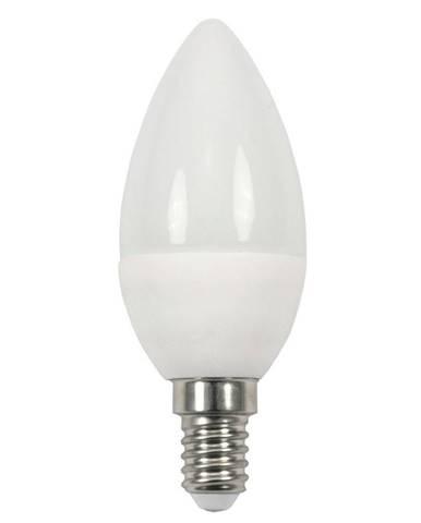Led Žiarovka Cenový Trhák C80195mm, E14, 4 Watt