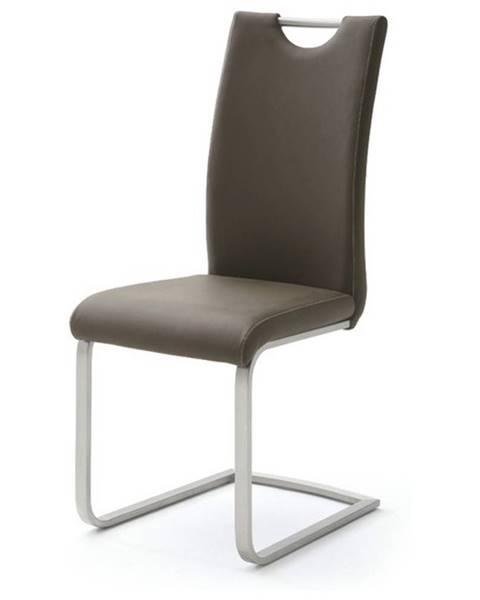 Sconto Jedálenská stolička PIPER cappuccino