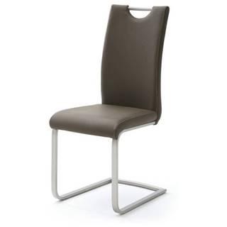 Jedálenská stolička PIPER cappuccino