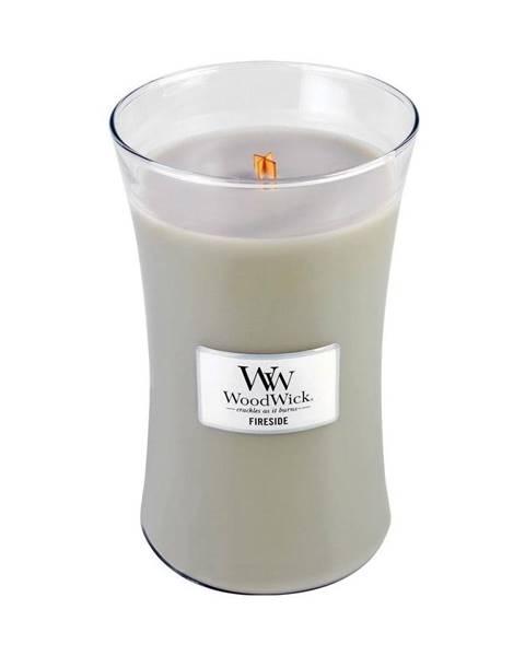 WoodWick Vonná sviečka WoodWick Oheň v krbe, 110 horenia