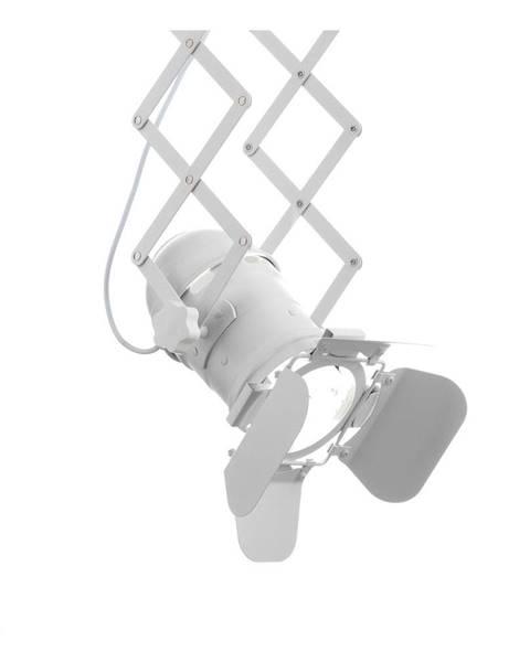 Tomasucci Závesné svietidlo s pantografovým systémom Tomasucci E×tension White