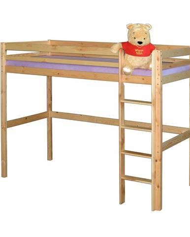 Poschodová posteľ 835