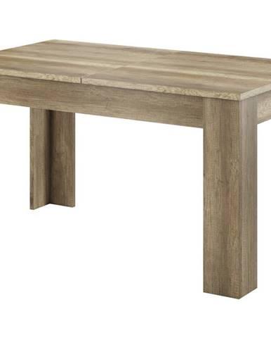 Piaski Rozkladací jedálenský stôl Sky L140