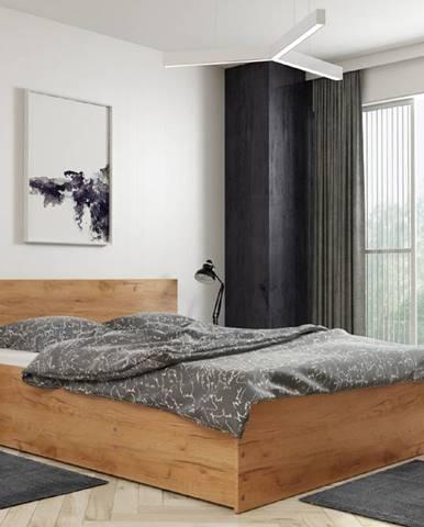 BMS Posteľ PANAMAX 160 | matrac + rošt