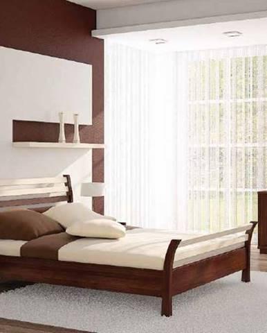ArtBed Manželská posteľ Modena / 140/200