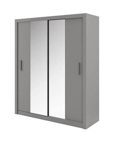 Dig-net nábytok Šatníková skriňa Idea ID-03