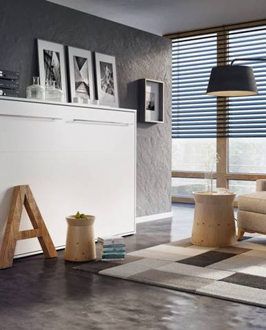 Dig-net nábytok Sklápacia posteľ Concept PRO CP-06 / 90x200