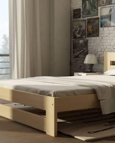 Dolmar Drevená posteľ Marika
