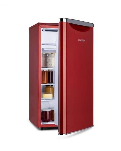 Klarstein Klarstein Yummy, chladnička s mraziacim priečinkom, A+, 90 litrov, 41 dB