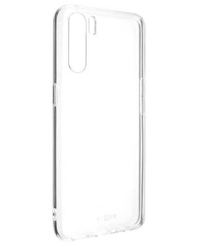 Kryt na mobil Fixed na Oppo A91 priehľadný