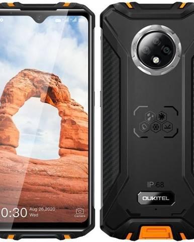 Mobilný telefón Oukitel WP8 Pro oranžový