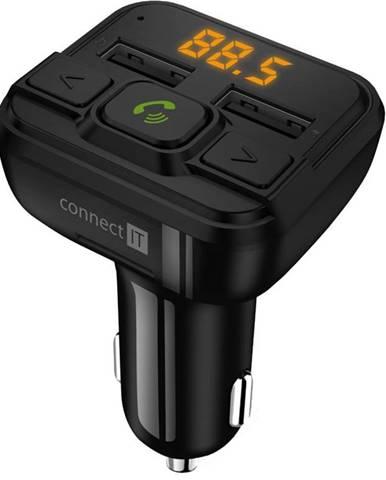 FM Transmitter  Connect IT InCarz CCC-8600 čierny