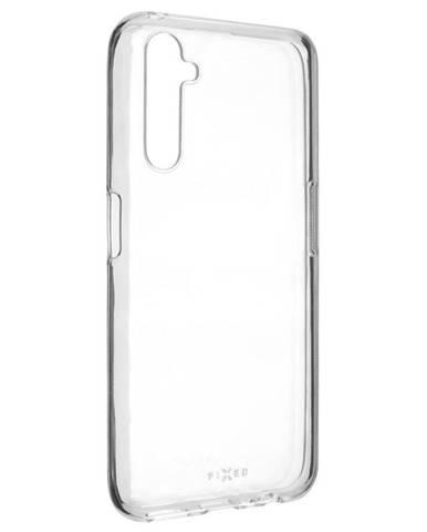 Kryt na mobil Fixed Skin na Realme 6 Pro priehľadný
