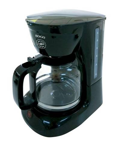 Kávovar Sogo SS-5640 čierny