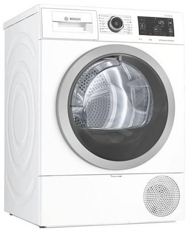 Sušička bielizne Bosch Serie   6 Wtw876lby biela