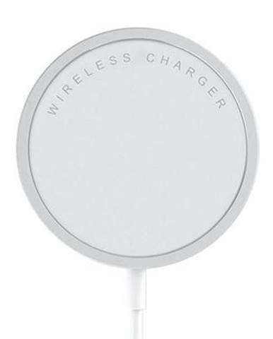Bezdrôtová nabíjačka WG magnetická, 15W, kompatibilní s MagSafe