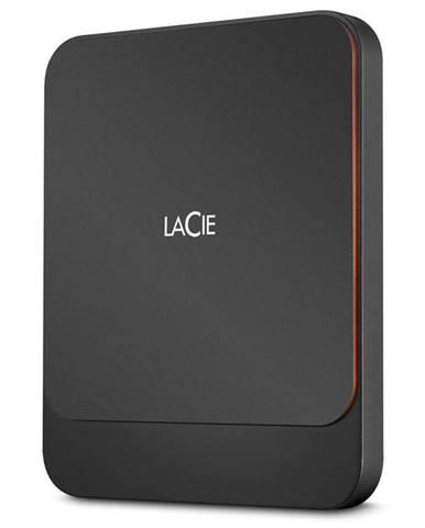 SSD externý Lacie Portable 1TB, USB-C čierny