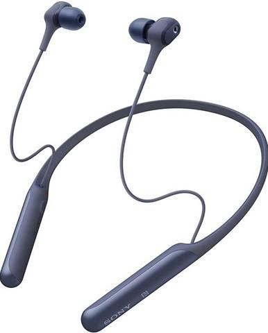 Slúchadlá Sony WI-C600N modrá