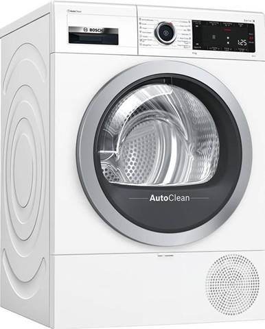 Sušička bielizne Bosch Serie   8 Wtx87m90by biela
