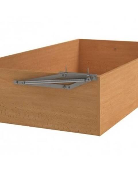 ASKO - NÁBYTOK Úložný priestor pod posteľ Mega 90x200 cm, buk%