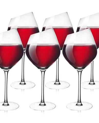 Orion Pohár na červené víno Exclusive, 6 ks