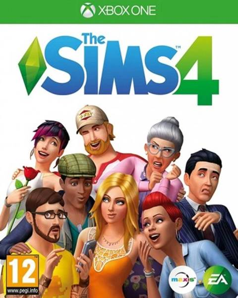 AT Computers XBOX hra - The Sims 4