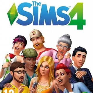 XBOX hra - The Sims 4