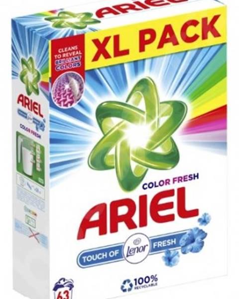 Ariel Prací prášok Ariel A000013367, Touch of Lenor, 63 dávok