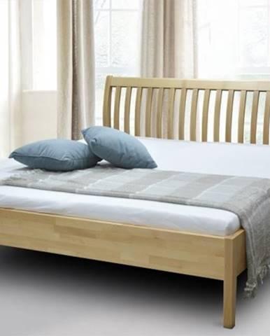 Drevená posteľ Apolonia 180x200, buk