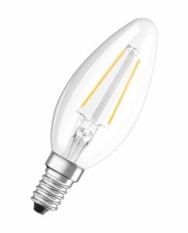 LED žiarovka Osram STAR, E14, 2,8W, sviečka, retro, teplá biela