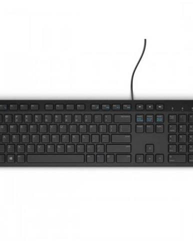 Klávesnica Dell KB216, CZ, čierna