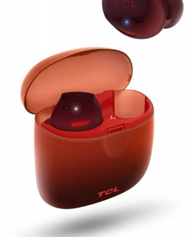 True Wireless slúchadlá TCL SOCL500TWS, oranžové