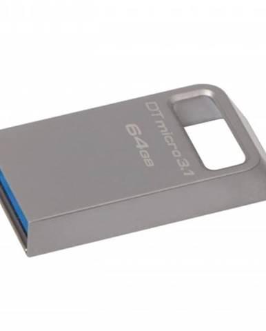 USB kľúč 64GB Kingston DT micro, 3.1