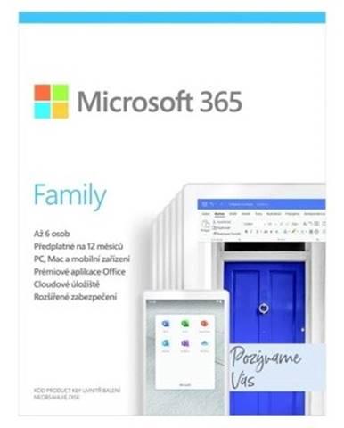 Microsoft 365 Family CZ